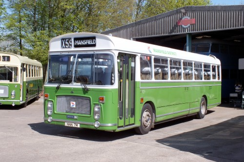 21 April 2019 Transport Museum, Wythall 032.JPG