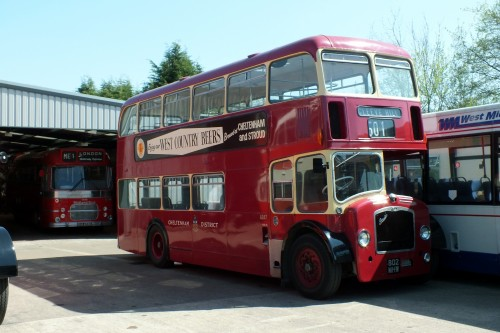 21 April 2019 Transport Museum, Wythall 037.JPG