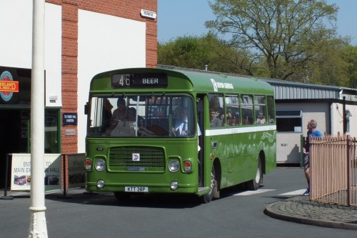 21 April 2019 Transport Museum, Wythall 039.JPG