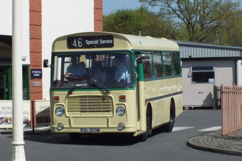 21 April 2019 Transport Museum, Wythall 040.JPG