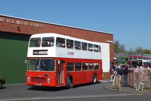 21 April 2019 Transport Museum, Wythall 057.JPG