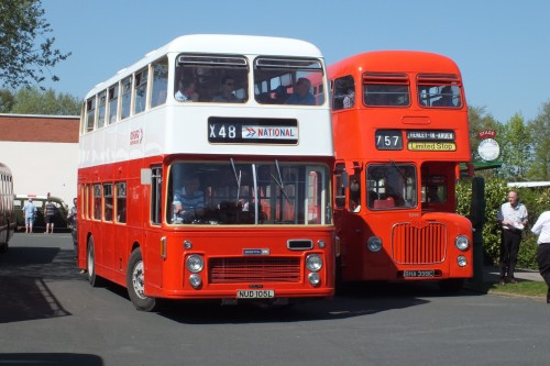 21 April 2019 Transport Museum, Wythall 059.JPG
