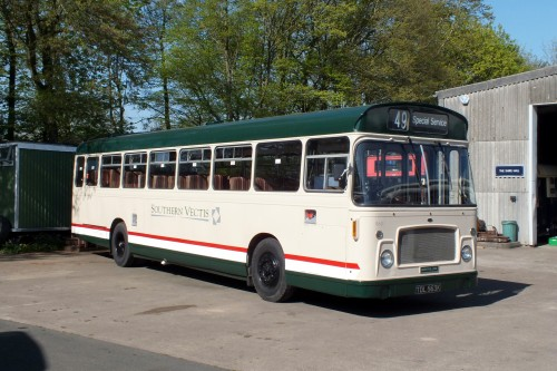 21 April 2019 Transport Museum, Wythall 065.JPG