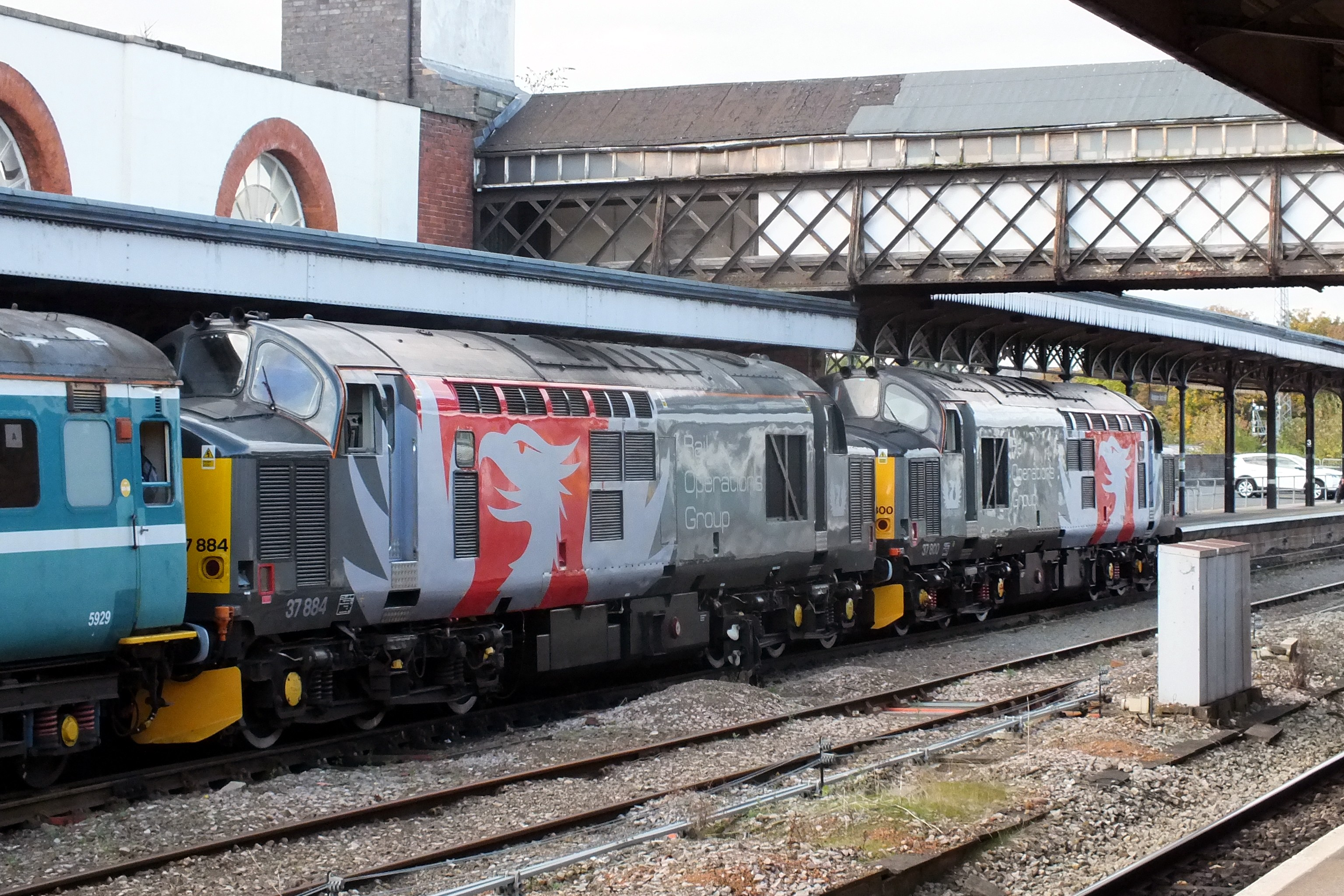 23 October 2016 Shrub Hill 005.jpg