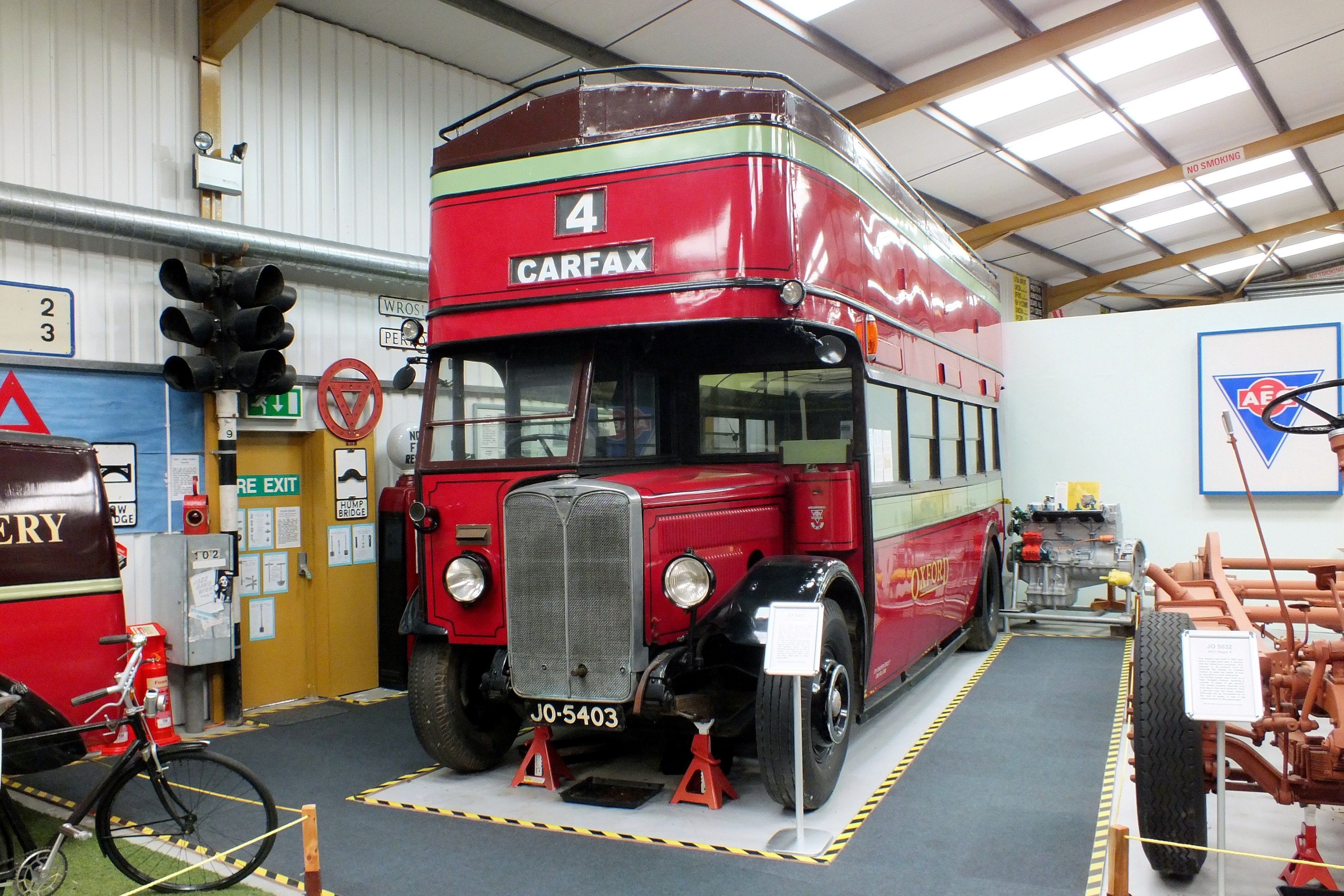 30 July 2017 Oxford Bus Museum, Hanborough 149.jpg