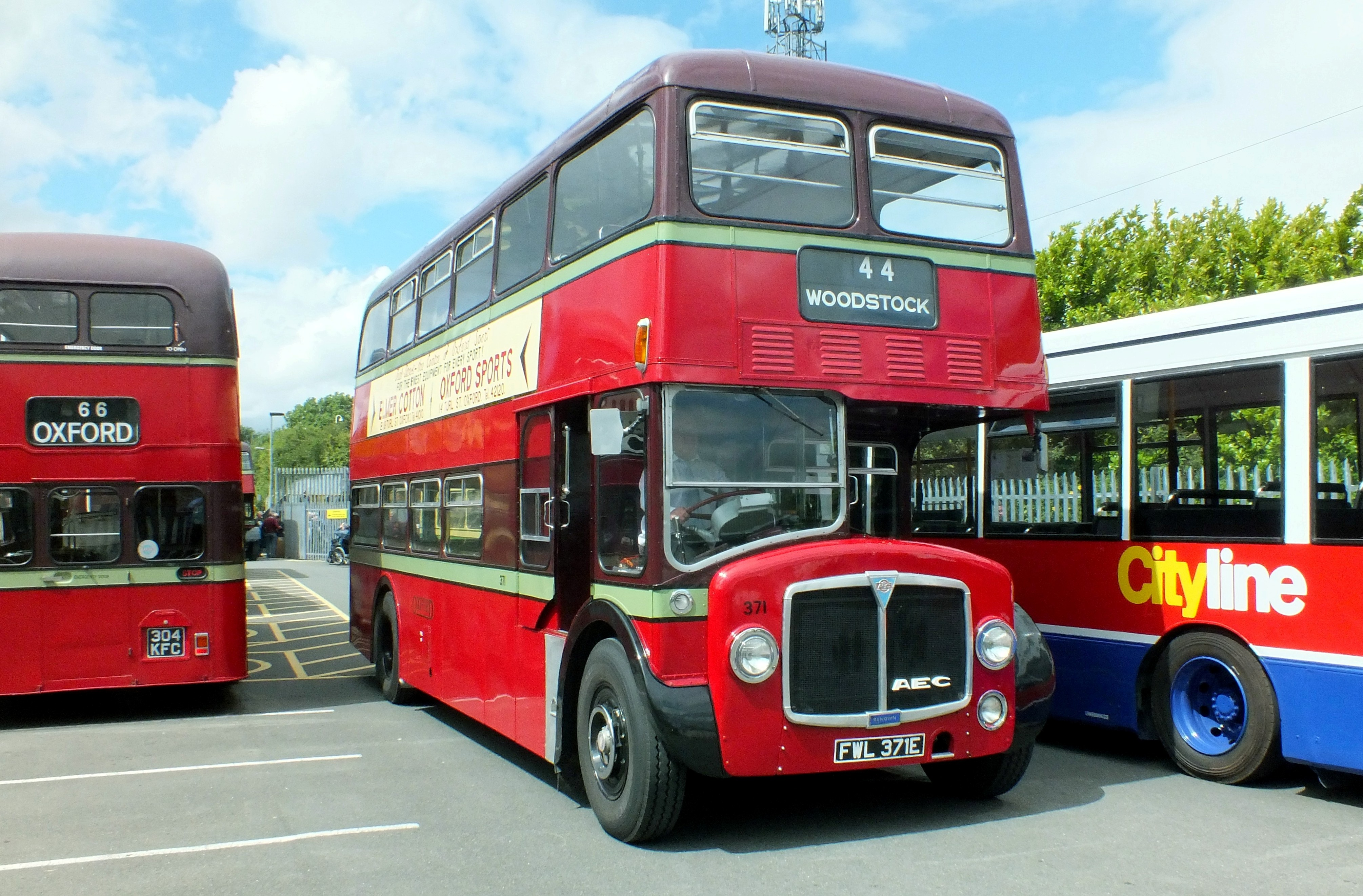 30 July 2017 Oxford Bus Museum, Hanborough 156.jpg