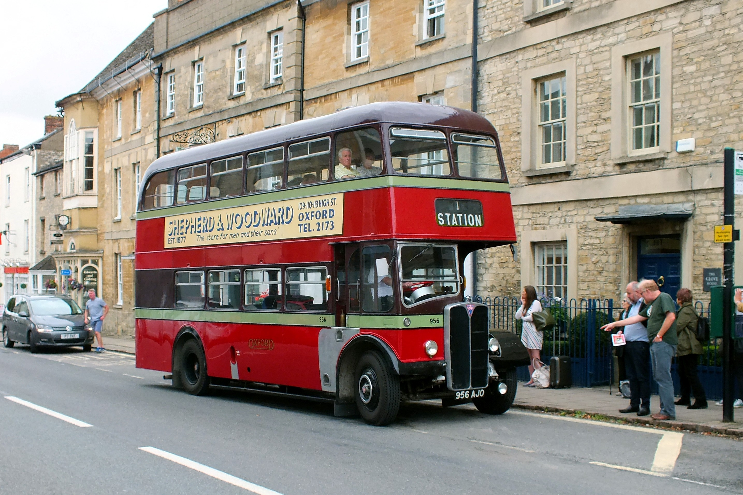 30 July 2017 Oxford Bus Museum, Hanborough 101.jpg
