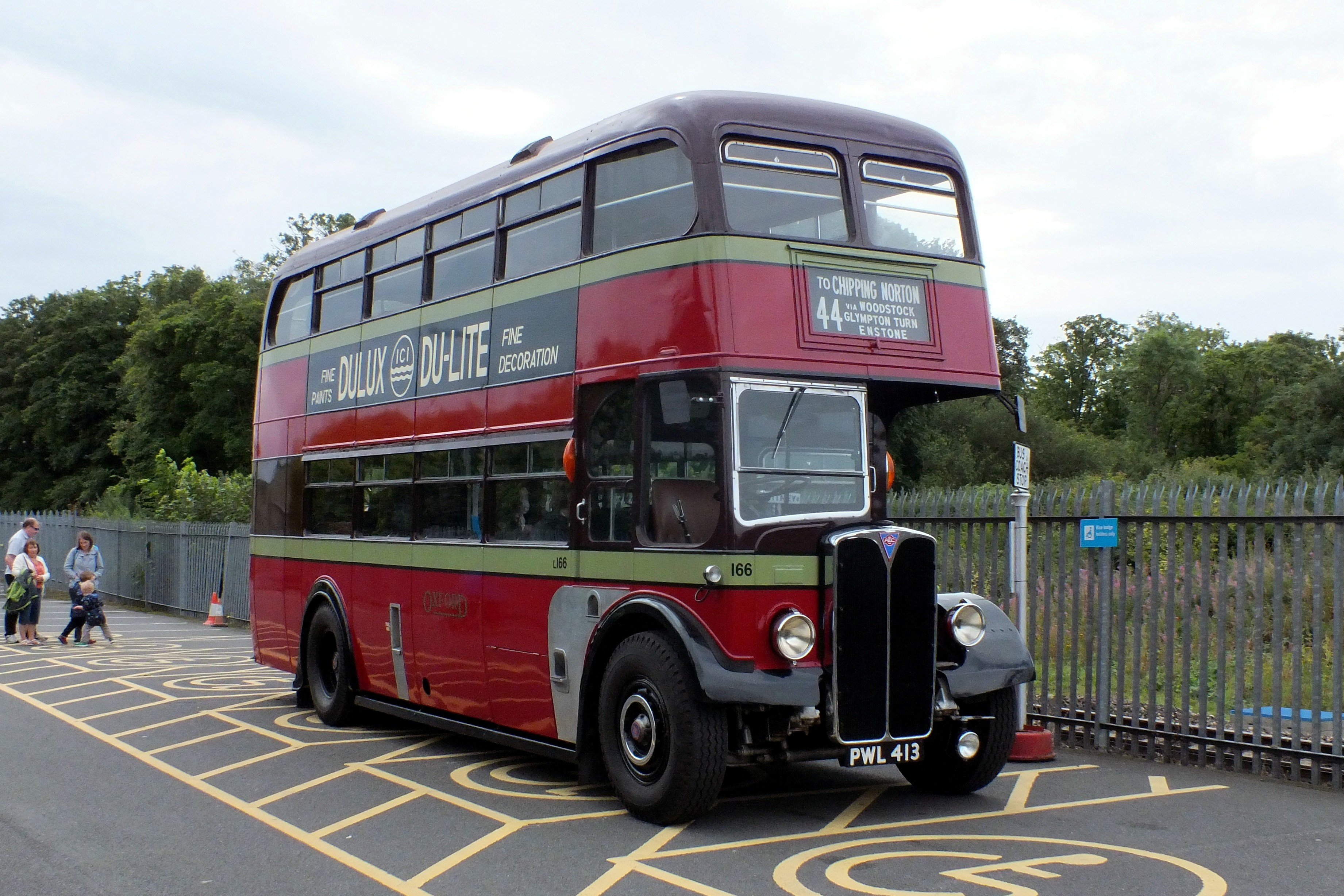 30 July 2017 Oxford Bus Museum, Hanborough 103.jpg
