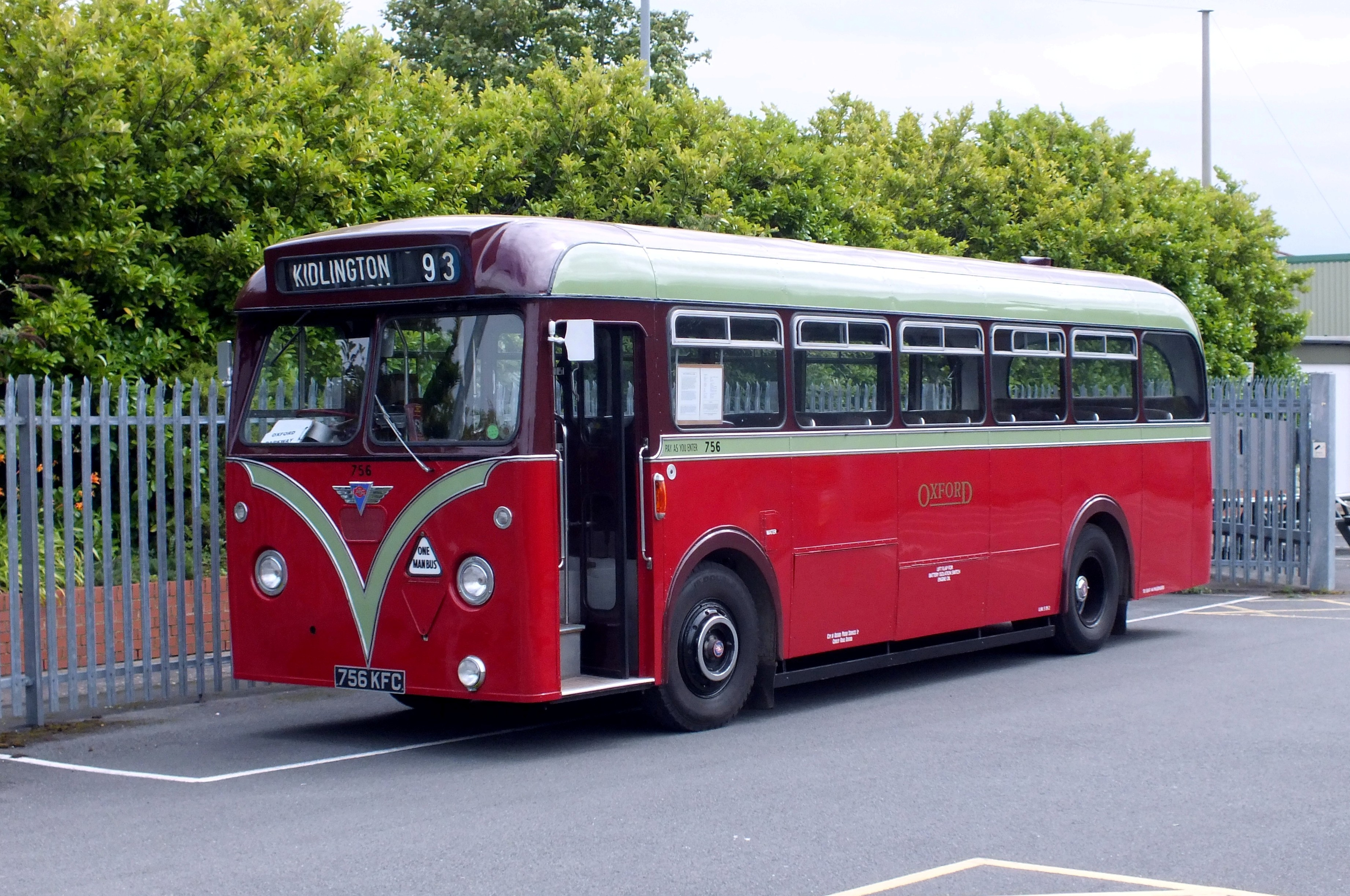 30 July 2017 Oxford Bus Museum, Hanborough 110.jpg