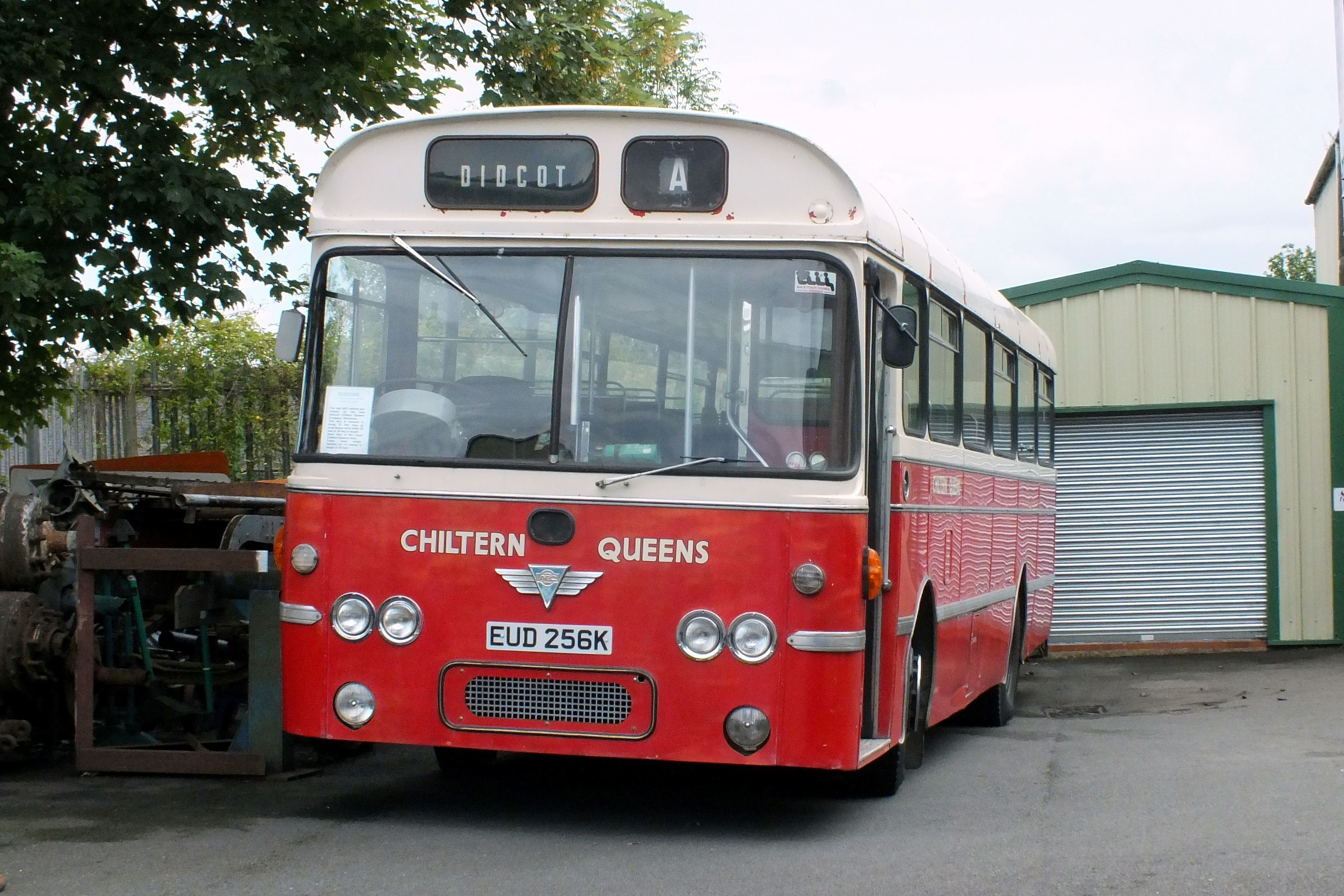 30 July 2017 Oxford Bus Museum, Hanborough 147.jpg