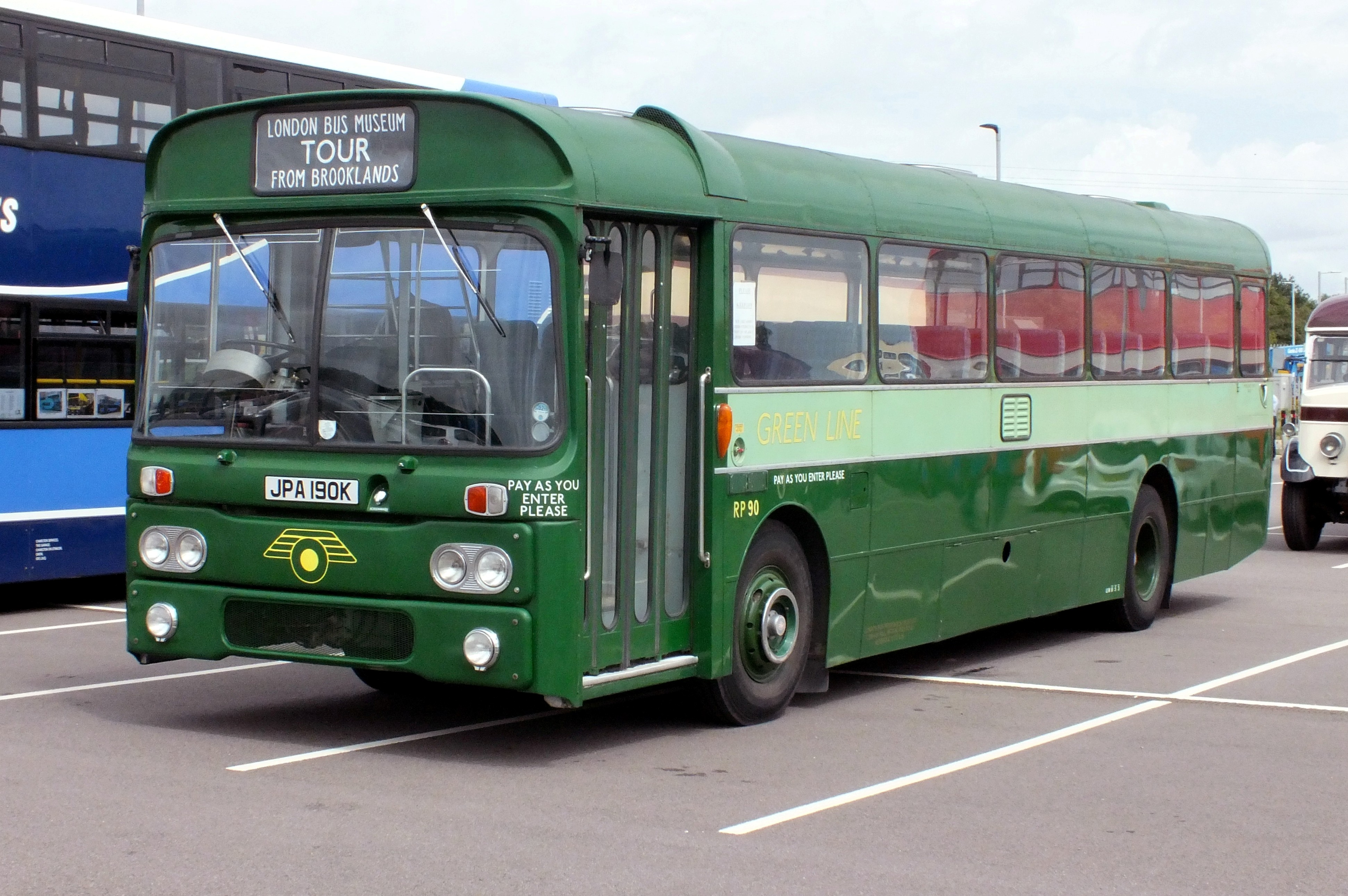 30 July 2017 Oxford Bus Museum, Hanborough 119.jpg