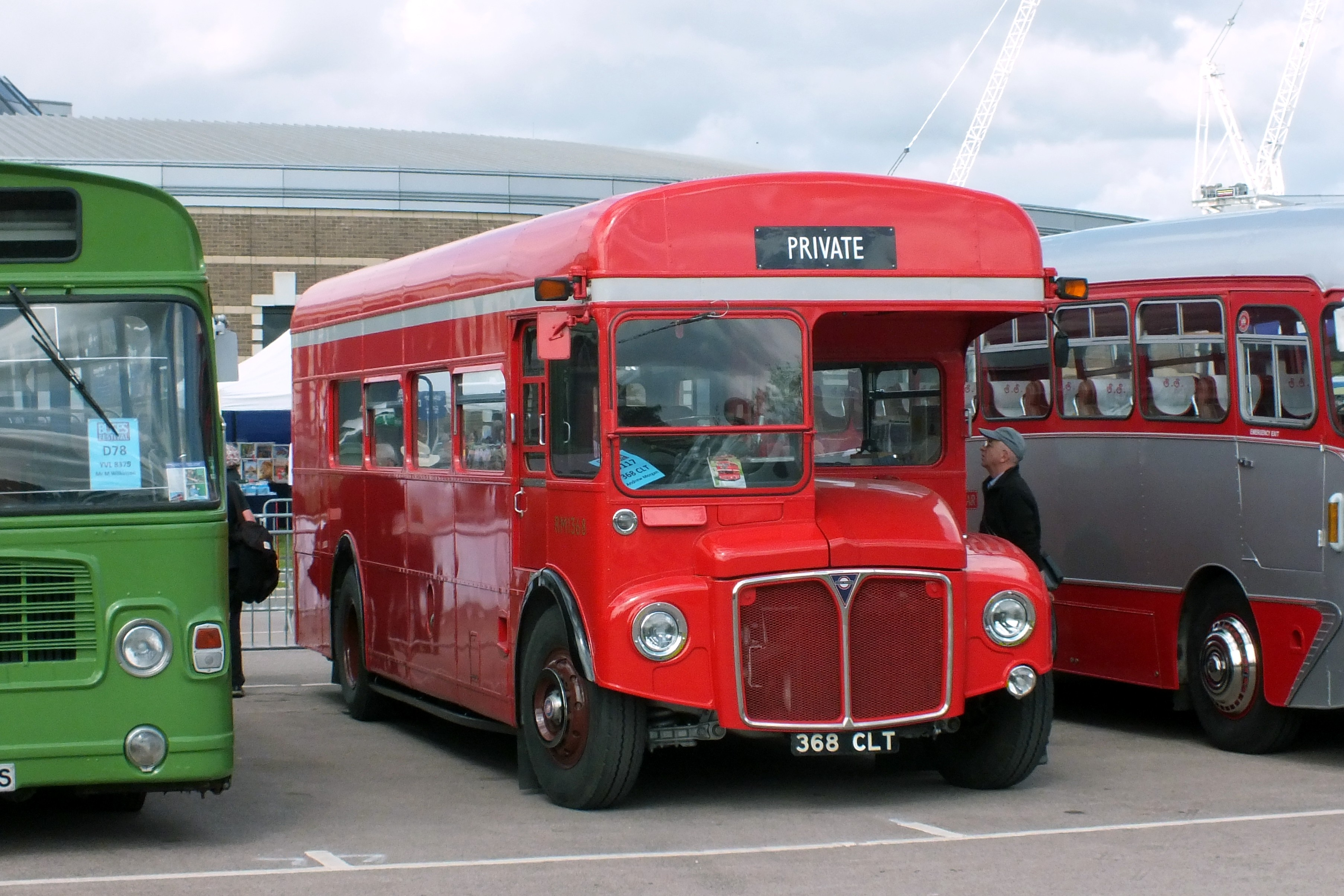 20 August 2017 Gaydon Museum Bus Rally 036.jpg