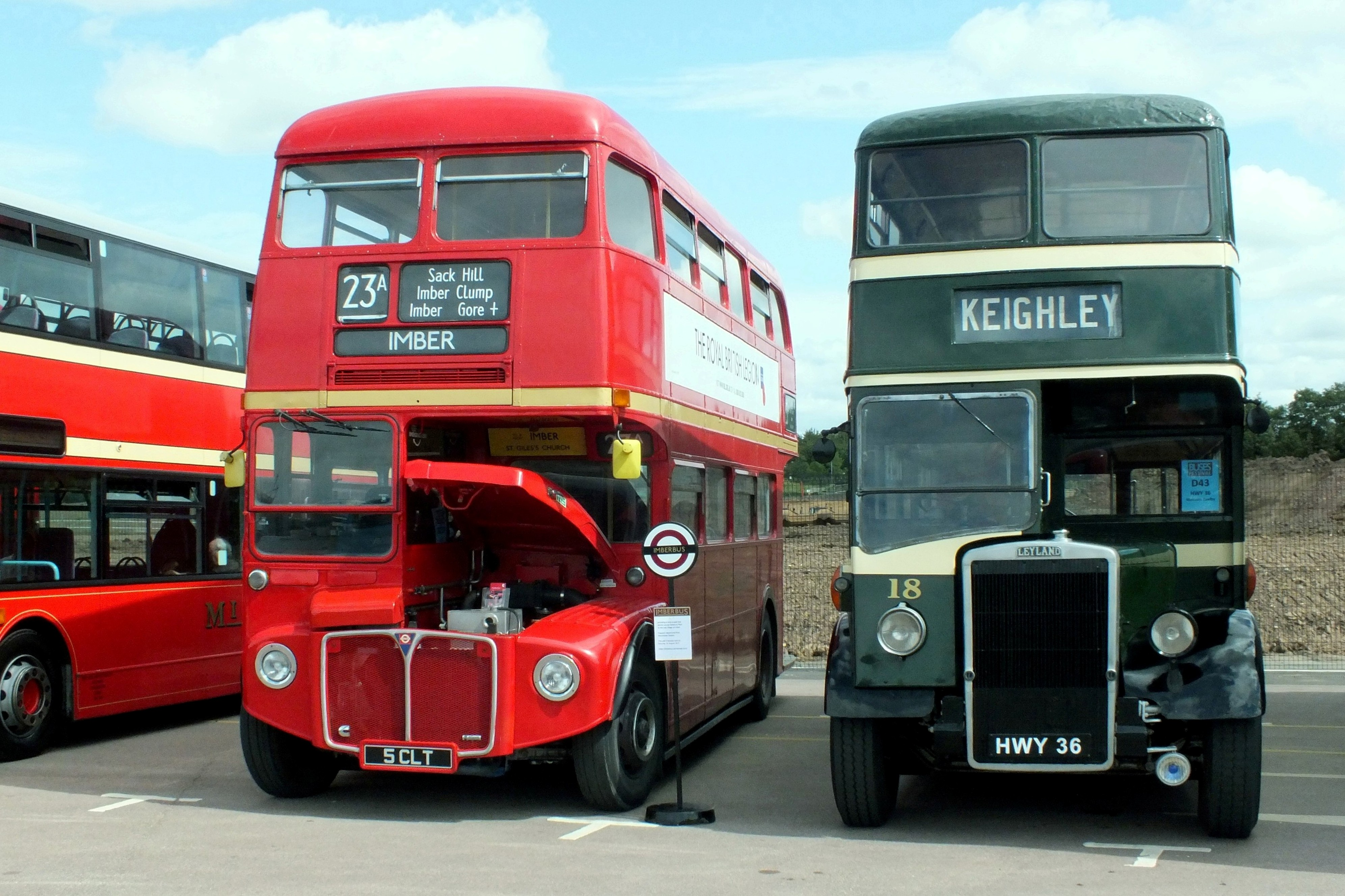 20 August 2017 Gaydon Museum Bus Rally 051.jpg