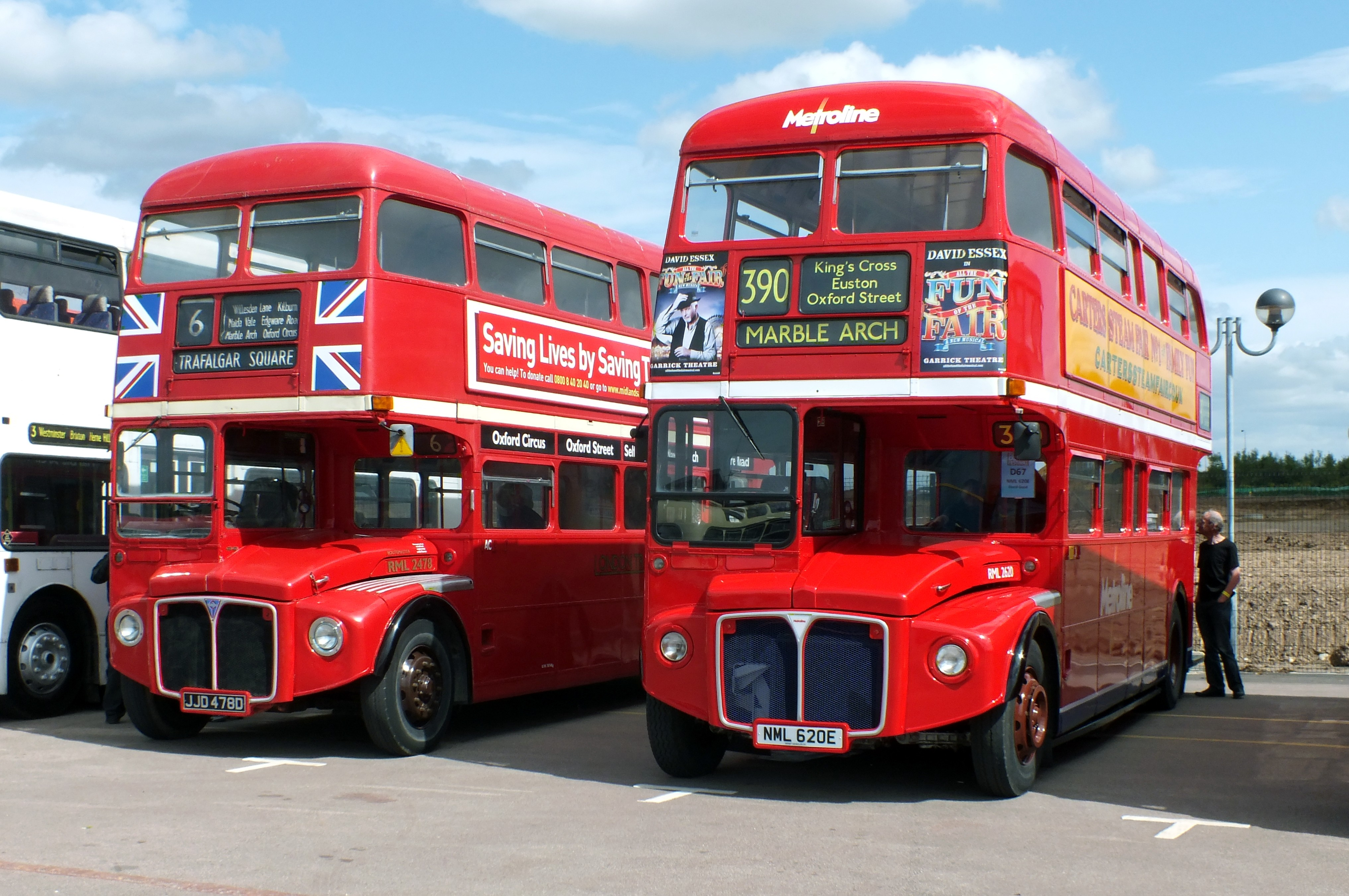20 August 2017 Gaydon Museum Bus Rally 055.jpg