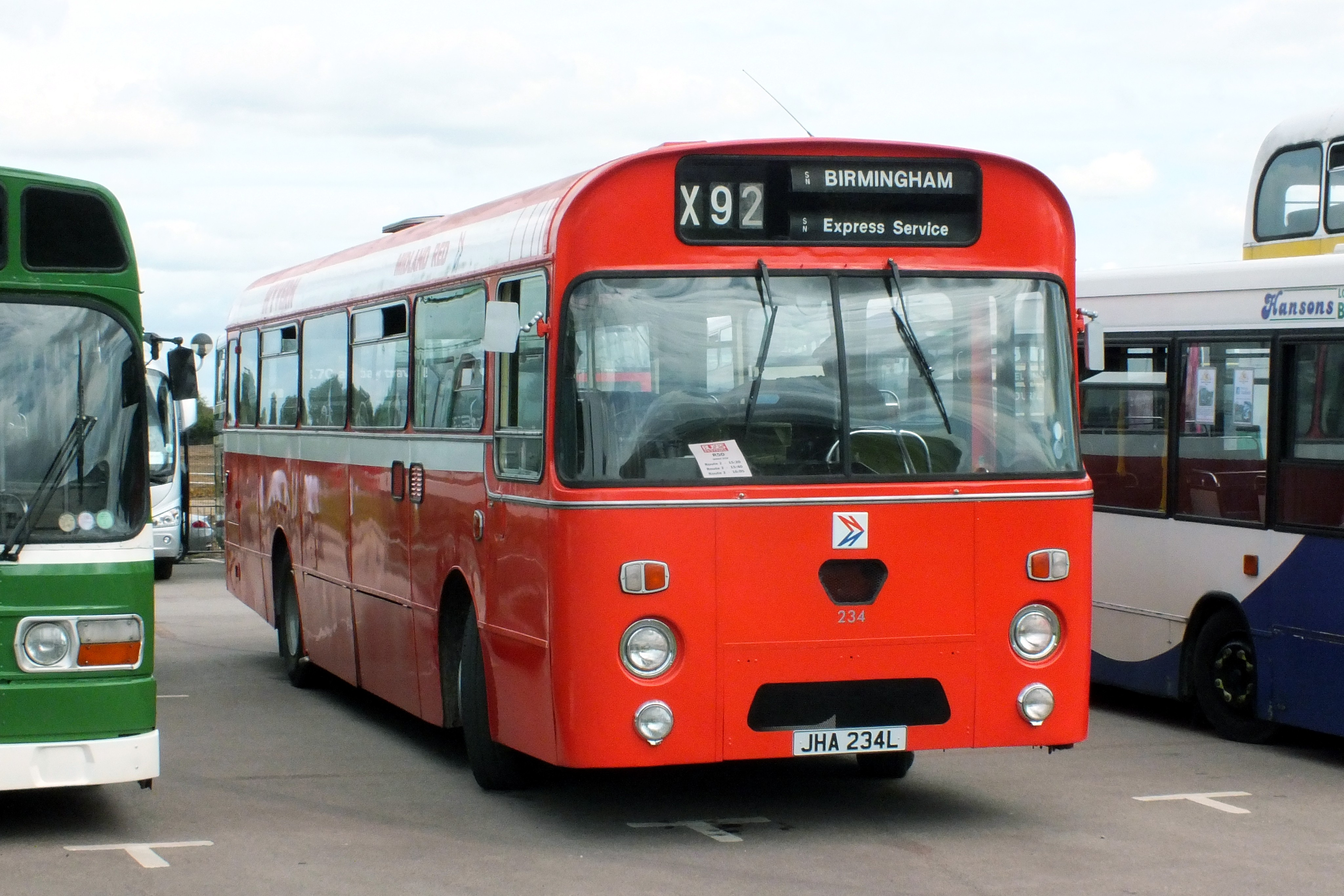 20 August 2017 Gaydon Museum Bus Rally 071.jpg