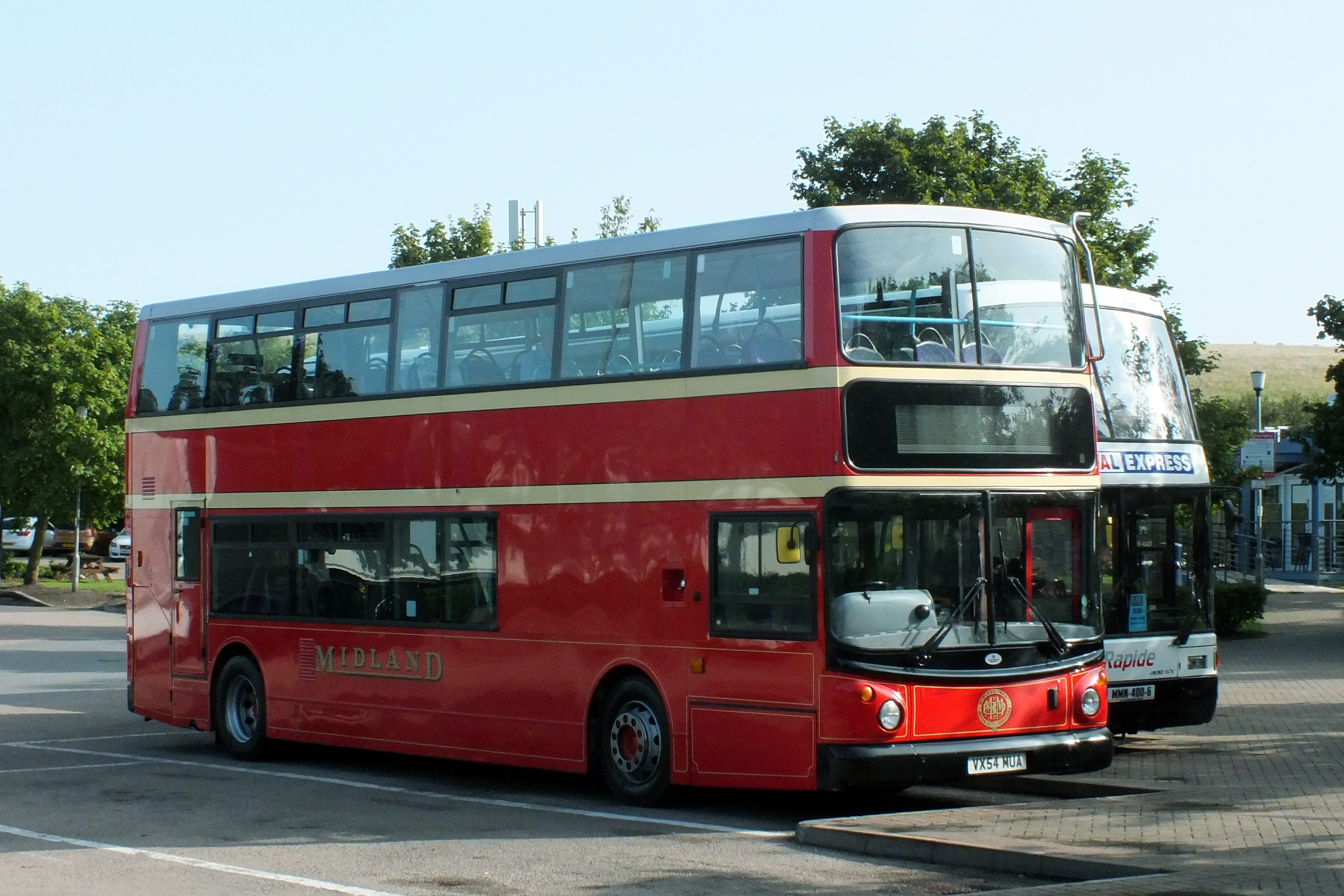 20 August 2017 Gaydon Museum Bus Rally 005.jpg