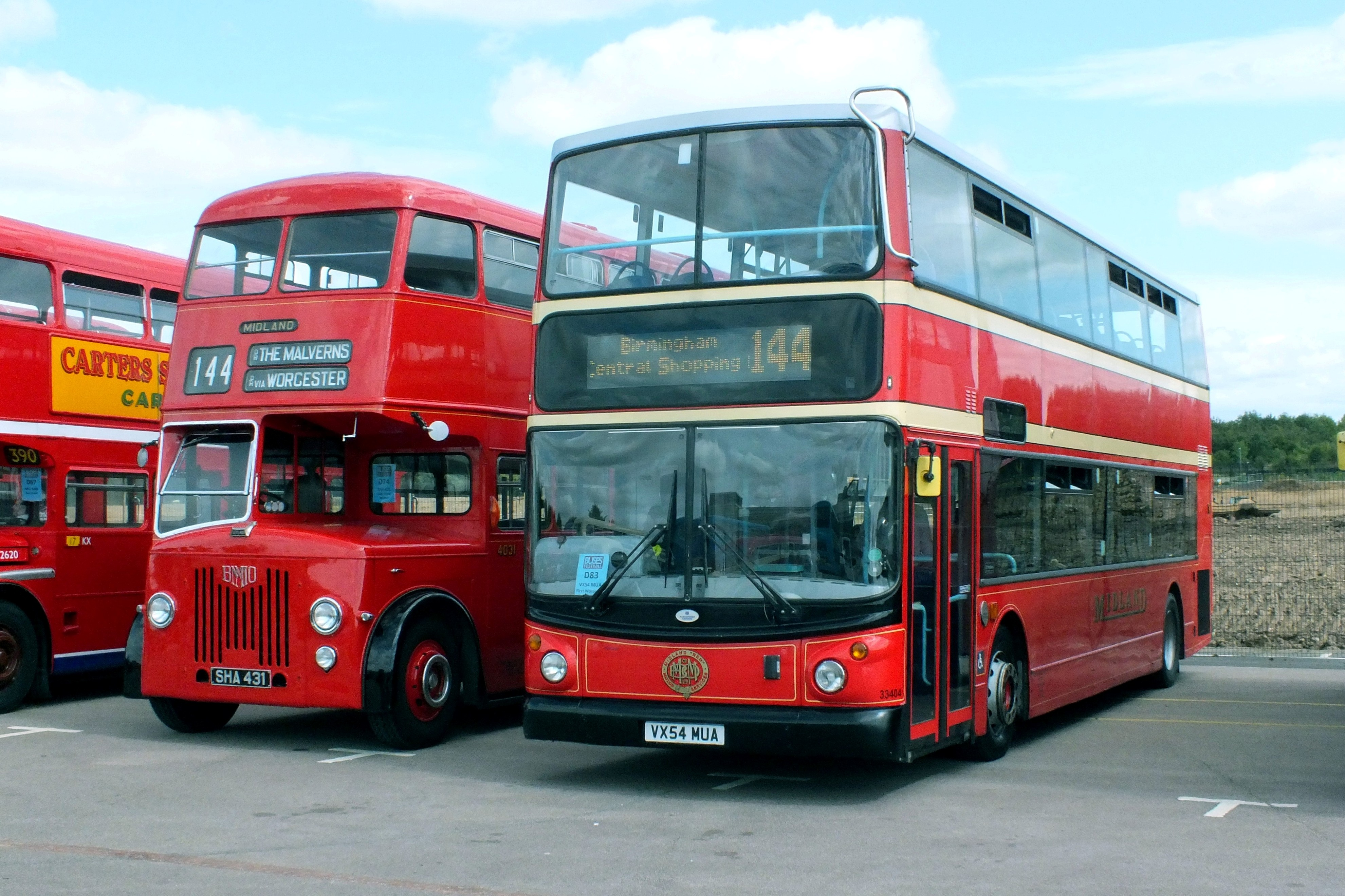 20 August 2017 Gaydon Museum Bus Rally 052.jpg