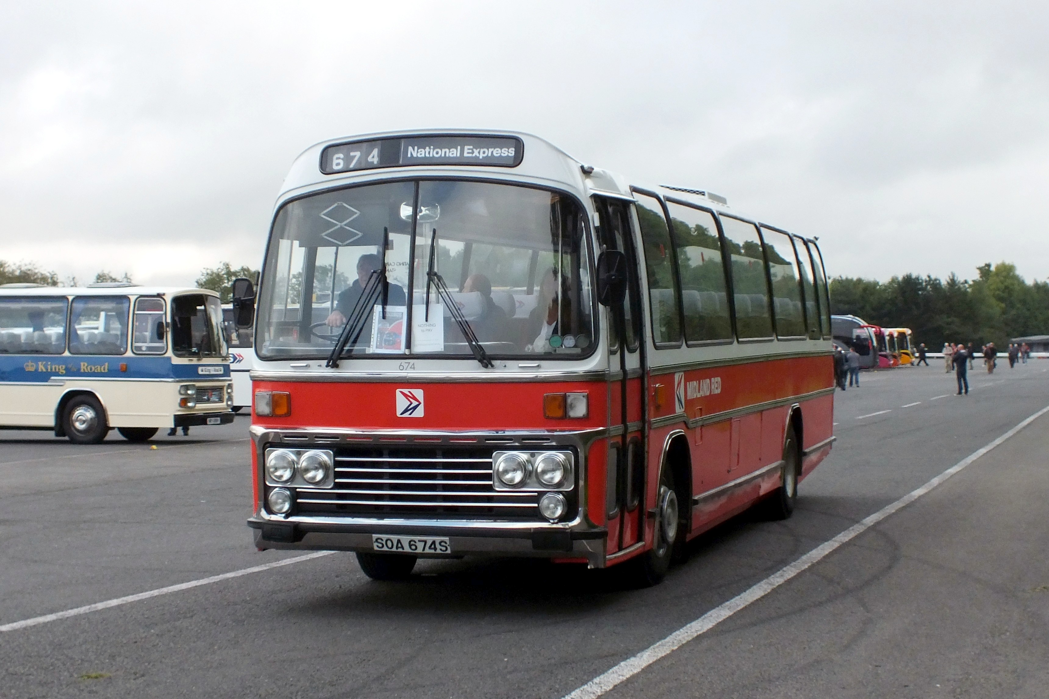 17 September 2017 Showbus, Donington. 317.jpg