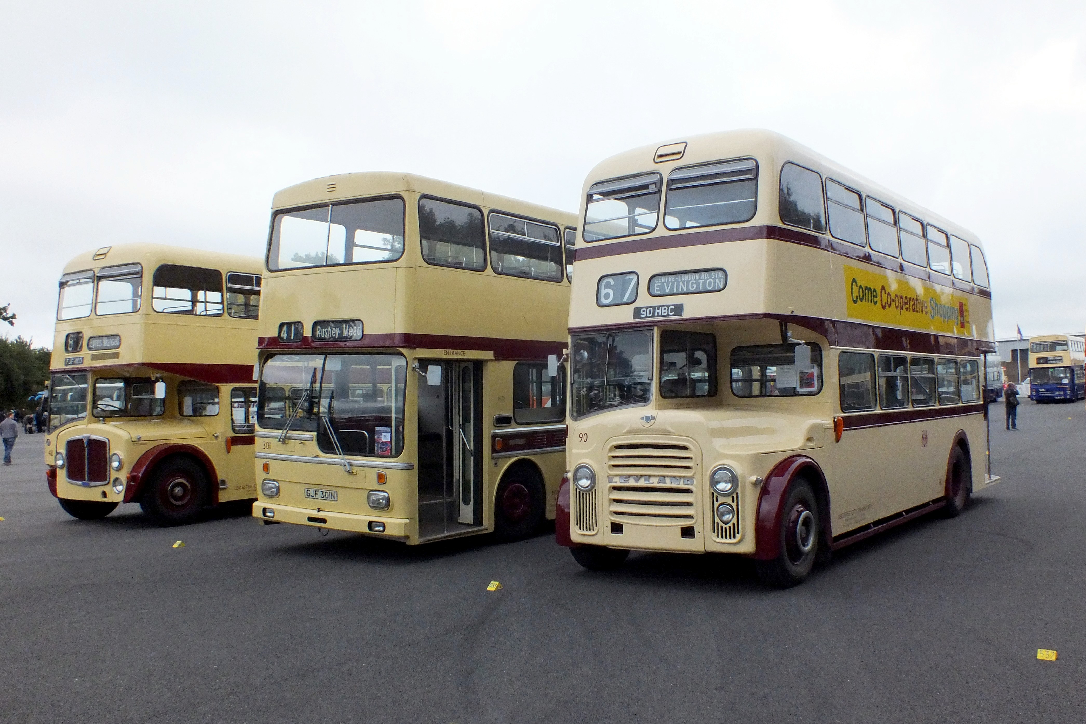 17 September 2017 Showbus, Donington. 359.jpg
