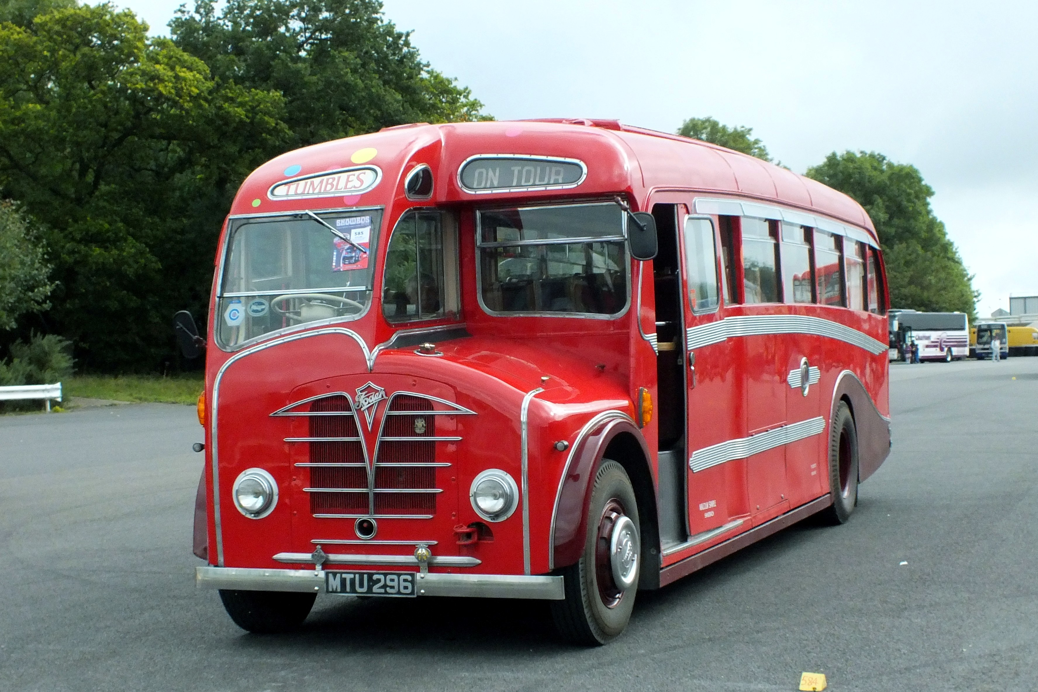 17 September 2017 Showbus, Donington. 373.jpg