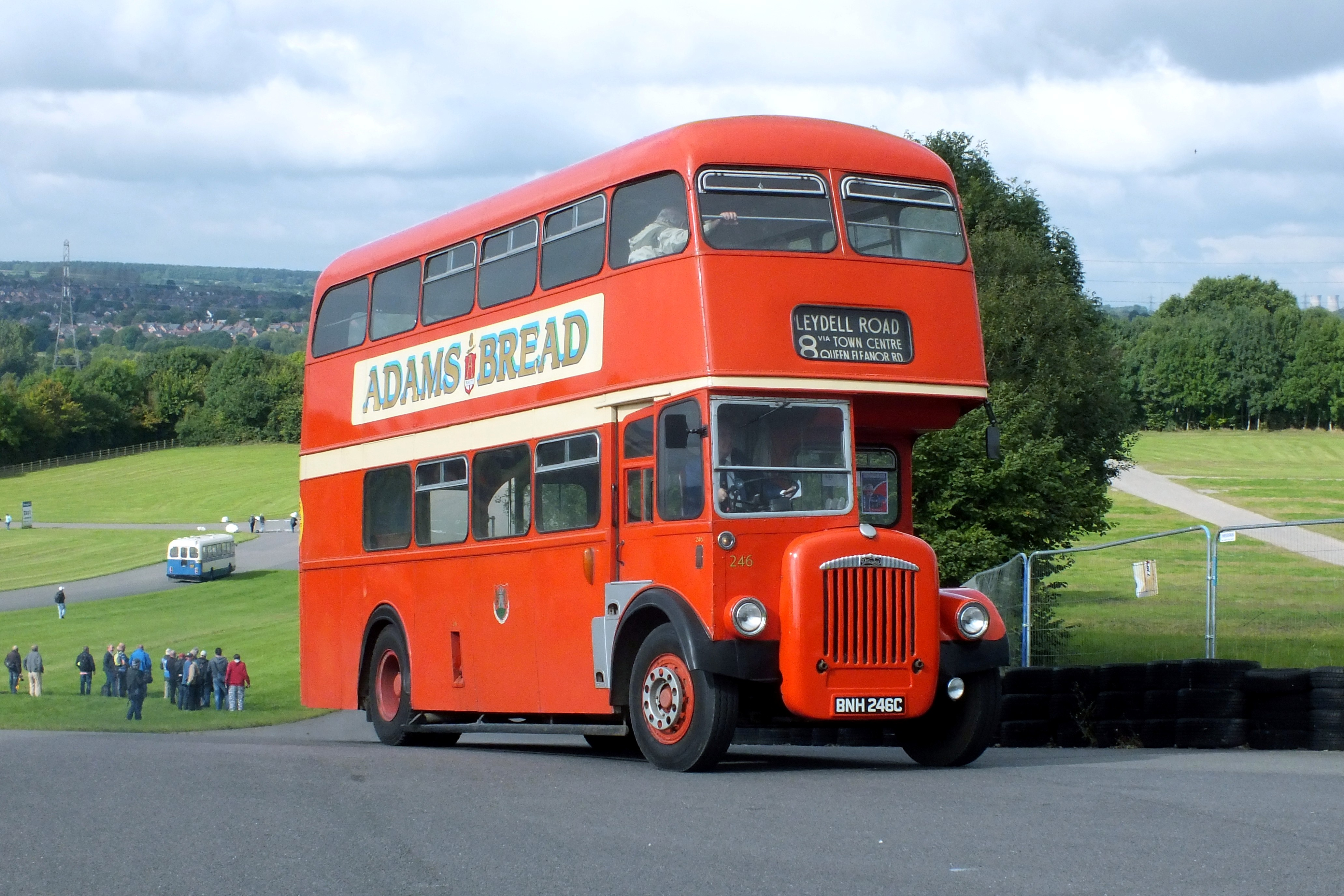 17 September 2017 Showbus, Donington. 416.jpg