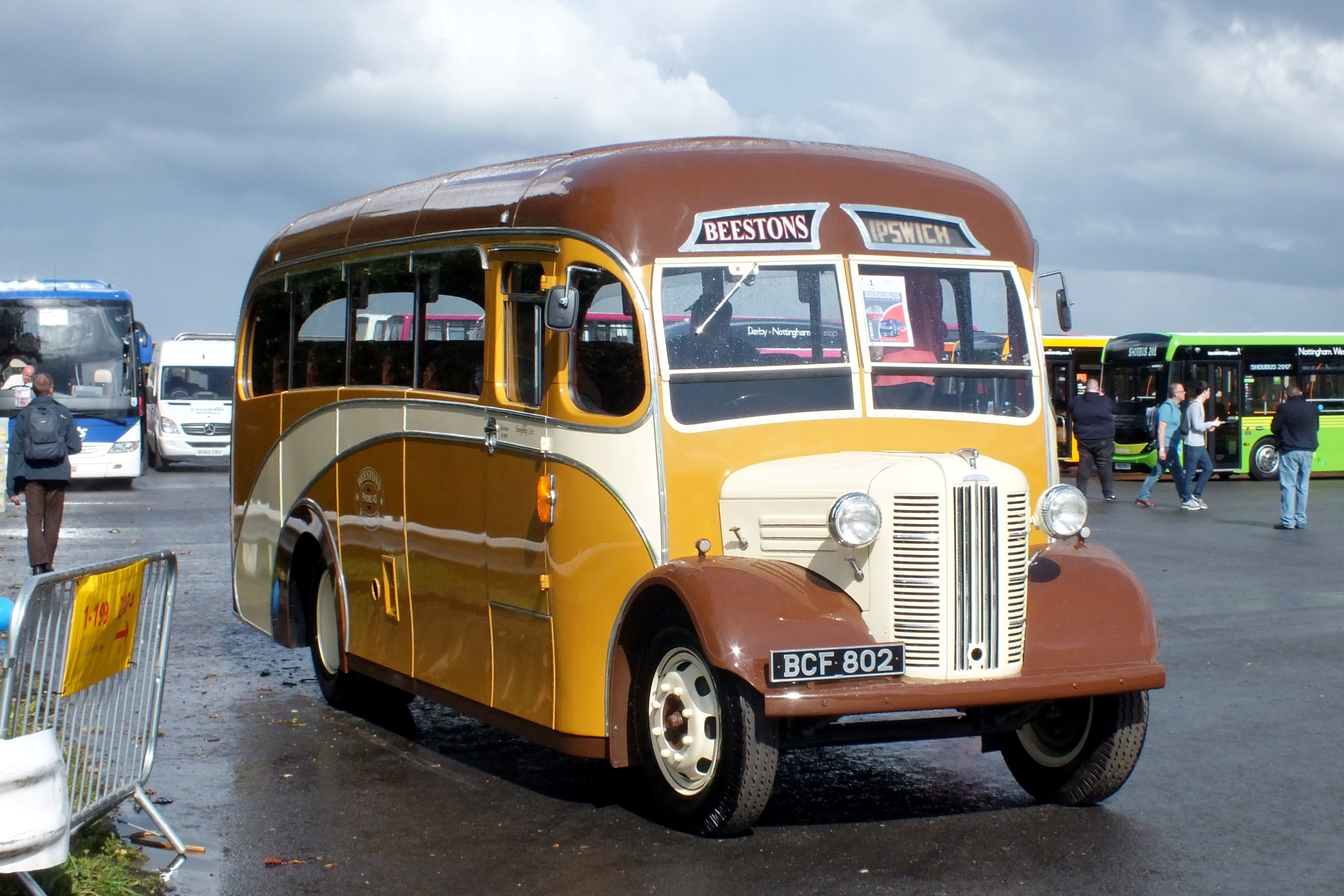 17 September 2017 Showbus, Donington. 494.jpg
