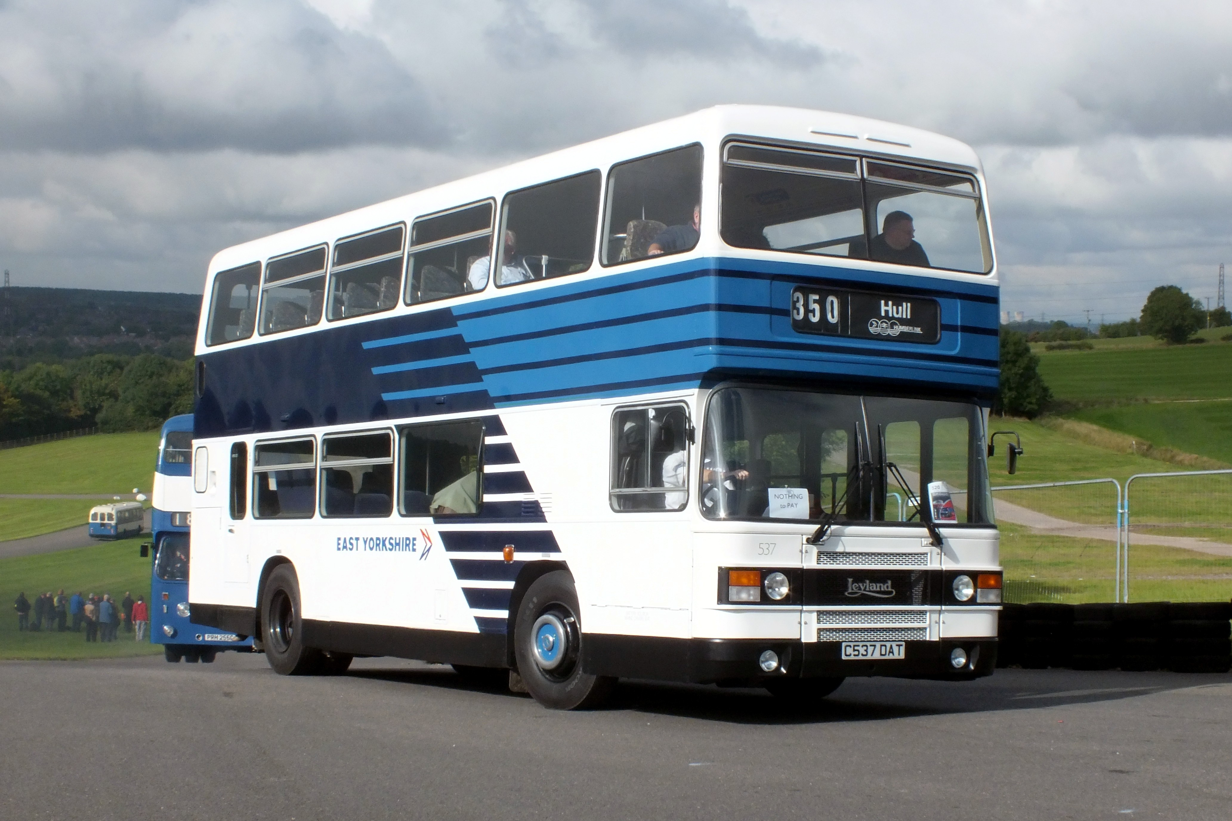 17 September 2017 Showbus, Donington. 407.jpg